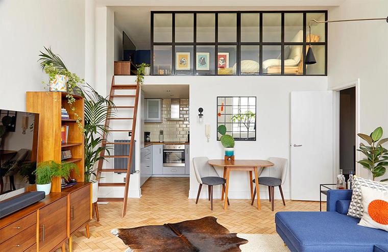 Berikut 8 Inspirasi Desain Mezzanine di Rumah